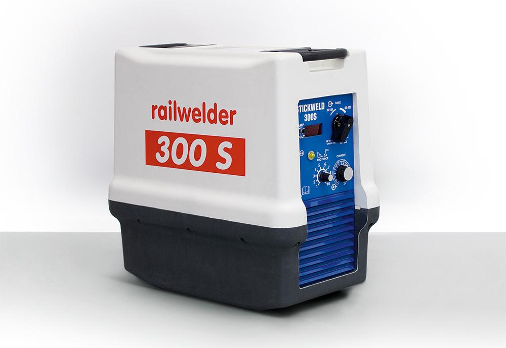 Schweißgerät Railwelder 300 S